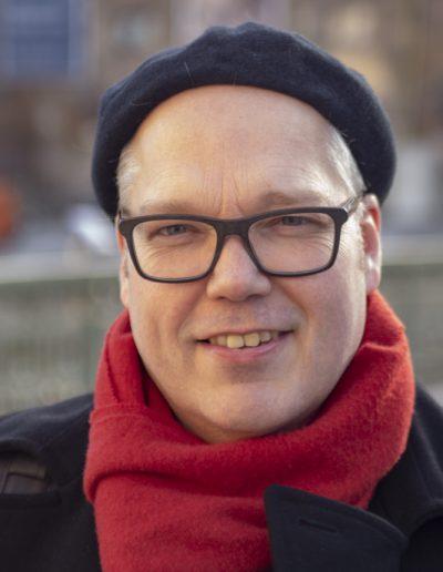 portret -stockholm