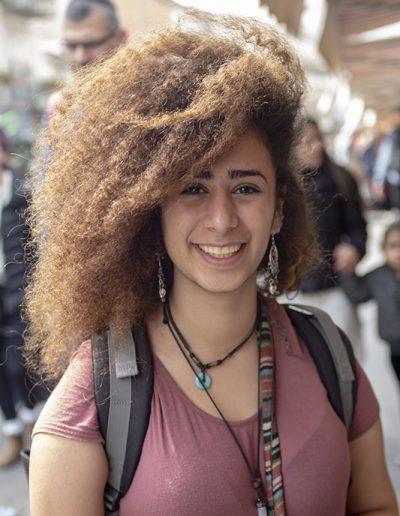 portret - tel aviv