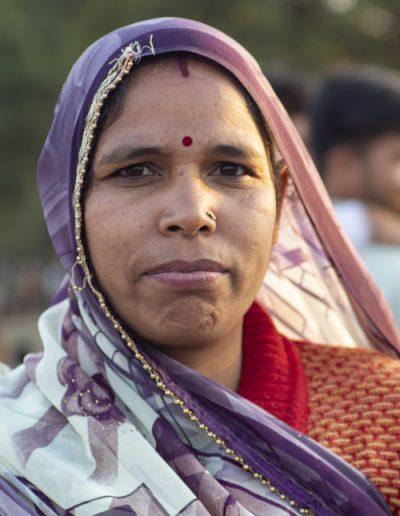 portrait India - New Delhi