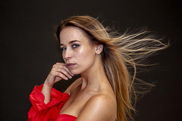 model: Angelita vd Kooij